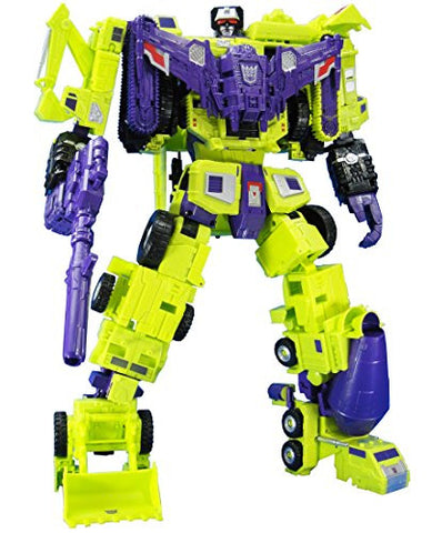 Image for Transformers - Long Haul - Unite Warriors UW04 (Takara Tomy)