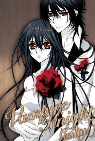 Image for Vampire Knight Guilty 5 [Limited Edition]