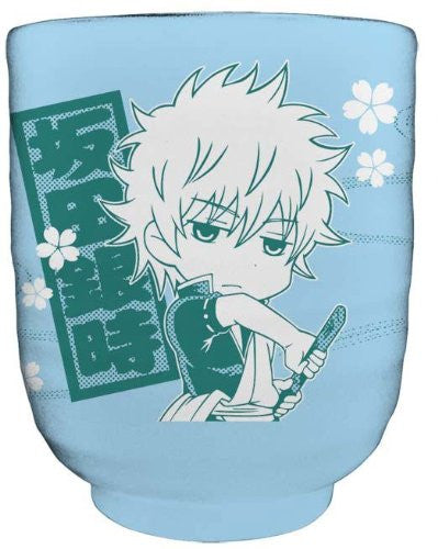 Image 1 for Gintama - Sakata Gintoki - Tea Cup (Broccoli)
