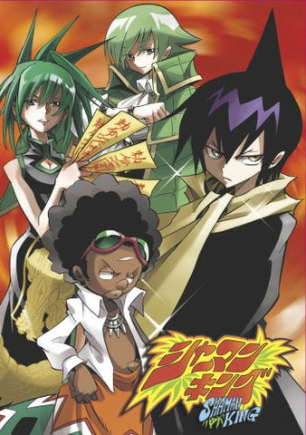 Image for Shaman King DVD Box 2 -  Yujo No Katachi Box
