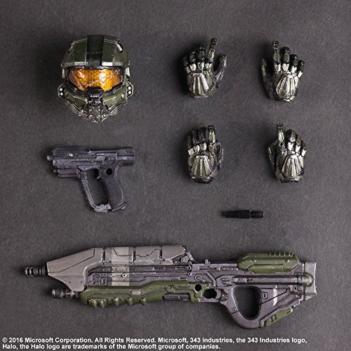 Image 9 for Halo 5: Guardians - Master Chief - Play Arts Kai (Square Enix)