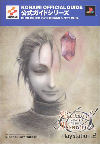 Image 1 for Shadow Of Memories Official Guide Book / Ps2