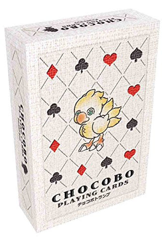Image for Final Fantasy - Chocobo Playing Cards