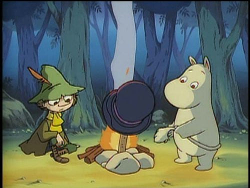 Image 3 for Tanoshii Moomin Ikka Maho No Boshi Etc.