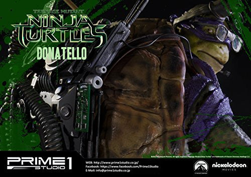 Image 4 for Teenage Mutant Ninja Turtles (2014) - Donatello - Museum Masterline Series MMTMNT-03 - 1/4 (Prime 1 Studio)