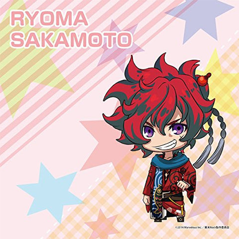 Image for Bakumatsu Rock - Sakamoto Ryouma - Towel - Mini Towel - Multi-Cloth (Hobby Stock)