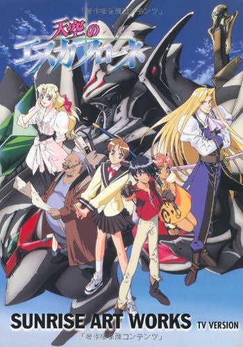 Image 1 for The Vision Of Escaflowne Tv Series / Sunrise Art Works