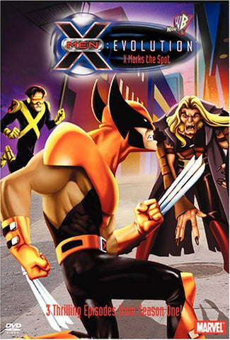 Image for X-Men: Evolution Season1 Volume3: X-Marks the Spot