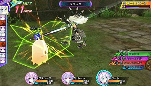 Image 7 for Shin Jijigen Game Neptune Re;Birth 3 V Century [Limited Edition]
