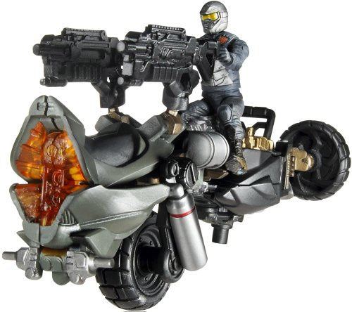 Image 2 for Transformers Darkside Moon - Backfire - Spike Witwicky - Mechtech DA21 (Takara Tomy)