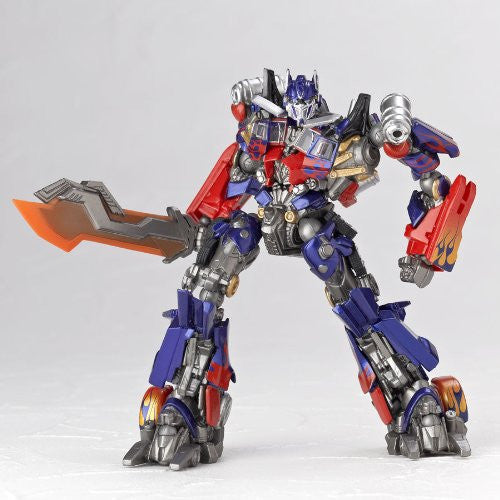 Image 10 for Transformers Darkside Moon - Convoy - Revoltech #040 - Revoltech SFX - Optimus Prime - Jetwing Equipment (Kaiyodo)