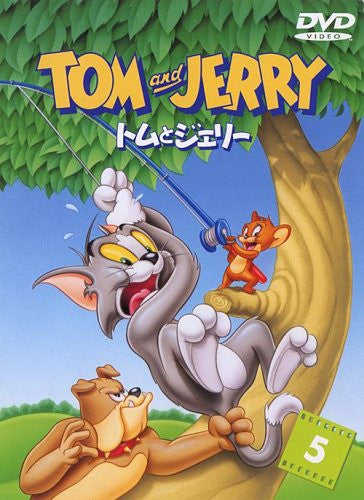 Image 1 for Tom & Jerry Vol.5 [low priced Limited Release]