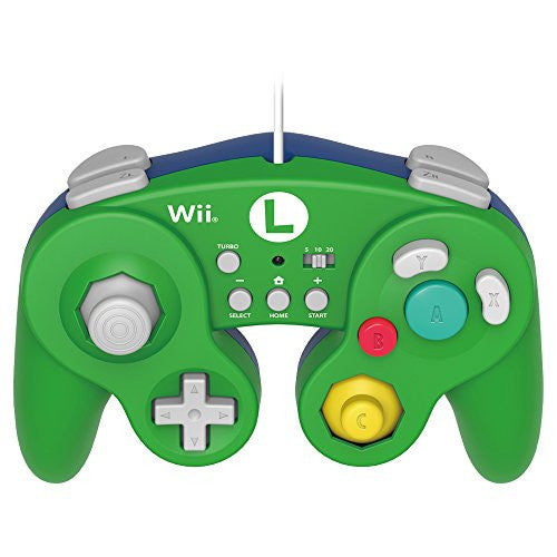 Image 2 for Nintendo Gamecube Controller Luigi (Smash Bros.)