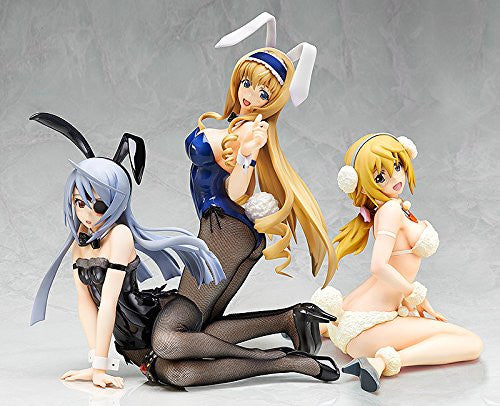 Image 6 for IS: Infinite Stratos 2 - Laura Bodewig - 1/4 - Bunny ver. (FREEing, Good Smile Company)