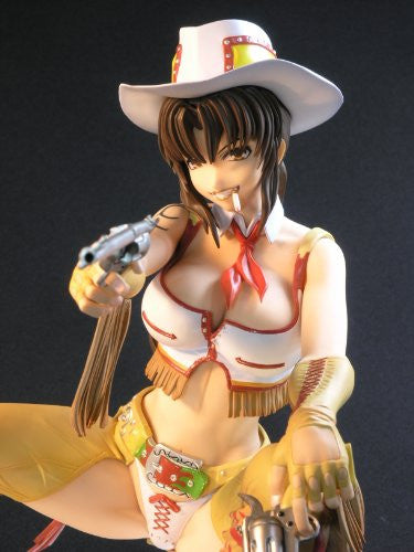Image 2 for Black Lagoon - Revy - 1/4 - Cowgirl Ver. (A-Label)