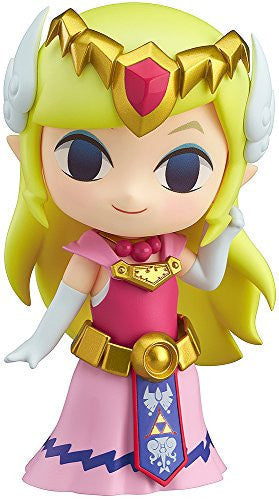 Image 1 for Zelda no Densetsu: Kaze no Takt - Zelda Hime - Nendoroid #620 - HD Ver. (Good Smile Company)