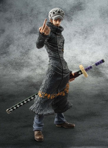 "Image 10 for One Piece - Trafalgar Law - Excellent Model - Portrait Of Pirates ""Sailing Again"" - 1/8 - Timeskip (MegaHouse)"