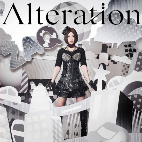 Image 1 for Alteration / ZAQ [Limited Edition]