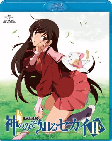The World God Only Knows II / Kami Nomi Zo Shiru Sekai II Route 1.0