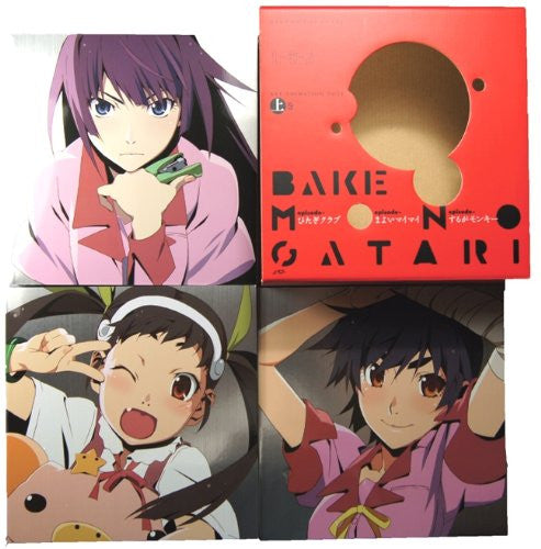 Image 2 for Bakemonogatari Key Animation Note - First Volume