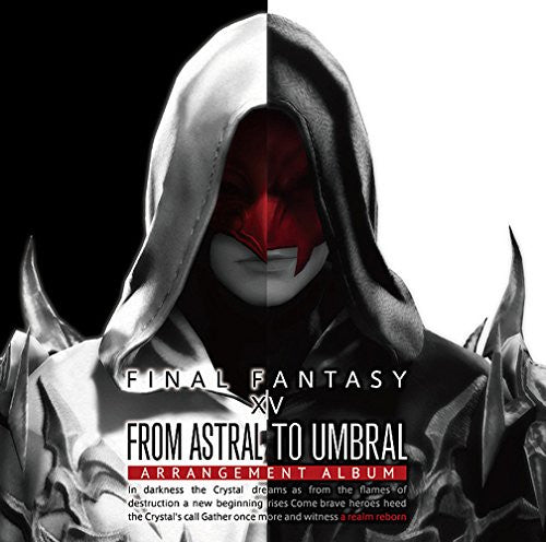 Image 1 for From Astral to Umbral ~FINAL FANTASY XIV:BAND & PIANO Arrangement Album~