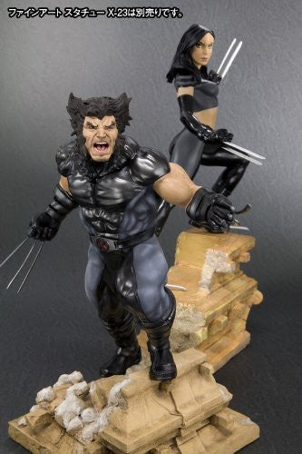 Image 2 for X-Force - Wolverine - Fine Art Statue - 1/6 (Kotobukiya)