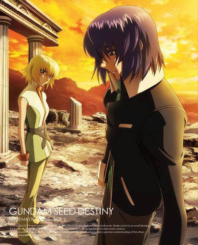 Image 1 for Mobile Suit Gundam Seed Destiny HD Remaster Blu-ray Box Vol.2 [Blu-ray+CD Limited Edition]