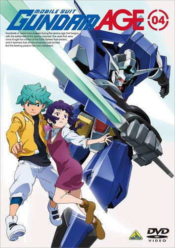 Image 1 for Mobile Suits Age Vol.4