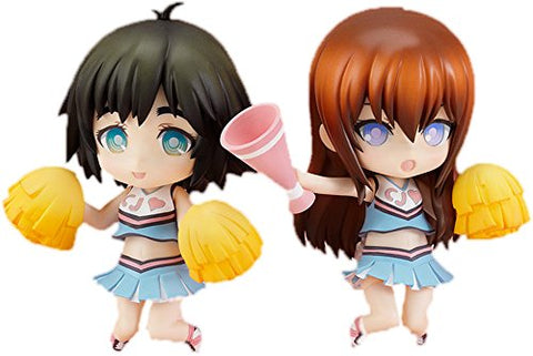 Steins;Gate - Makise Kurisu - Cheerful Japan! - Nendoroid #197 - Support ver.