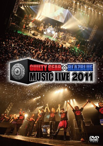 Image for Guilty Gear X Blazblue Music Live 2011