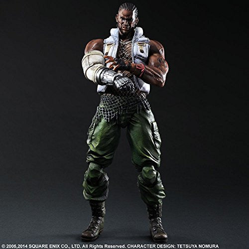 Image 3 for Final Fantasy VII: Advent Children - Barret Wallace - Play Arts Kai (Square Enix)