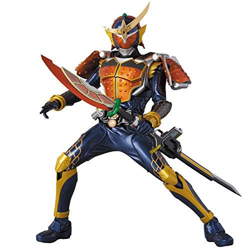 Image 9 for Kamen Rider Gaim - Real Action Heroes No.723 - Real Action Heroes Genesis - 1/6 - Orange Arms (Medicom Toy)