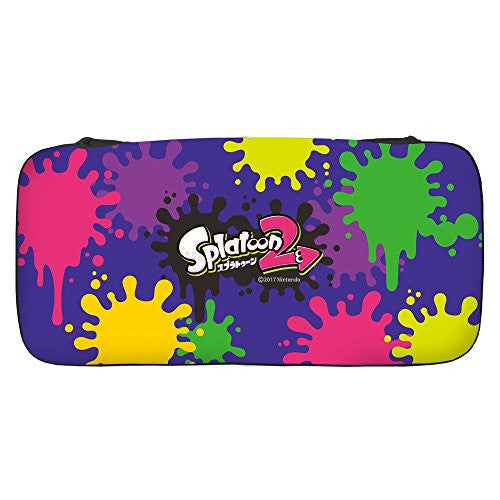 Image 2 for Splatoon 2 - Nintendo Switch Quick Pouch - Type A