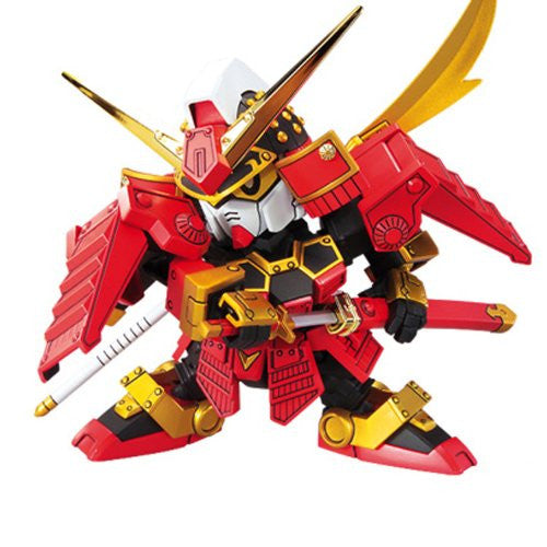 Image 3 for SD Sengokuden Musha Shichinin Shuu Hen - Musha Gundam - SD Gundam BB Senshi #373 - Legend BB (Bandai)