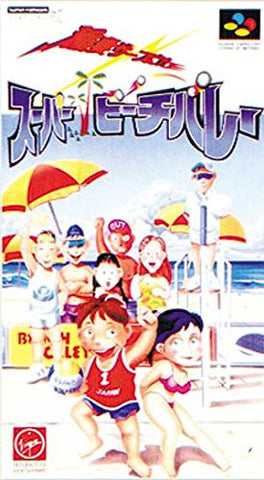 Image for Super Beach Volley