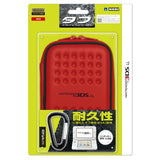 Tough Pouch for 3DS LL (Red) - 1