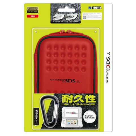 Image for Tough Pouch for 3DS LL (Red)