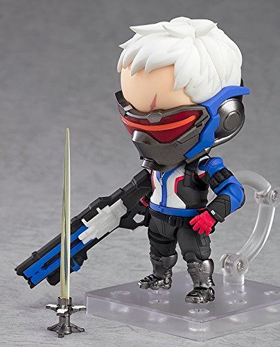 Overwatch - Soldier: 76 - Nendoroid #976 - Classic Skin Edition (Good Smile Company)