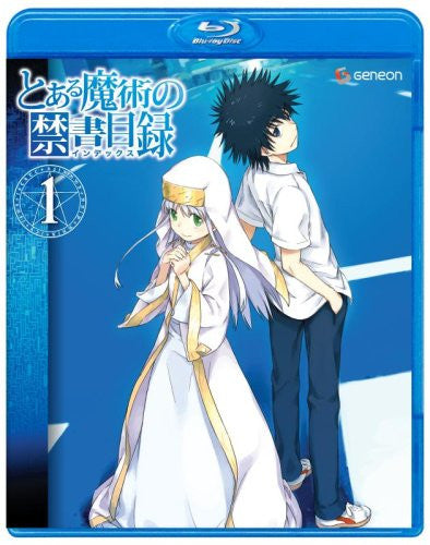 Image 2 for Toaru Majutsu No Index Vol.1 [Limited Edition]