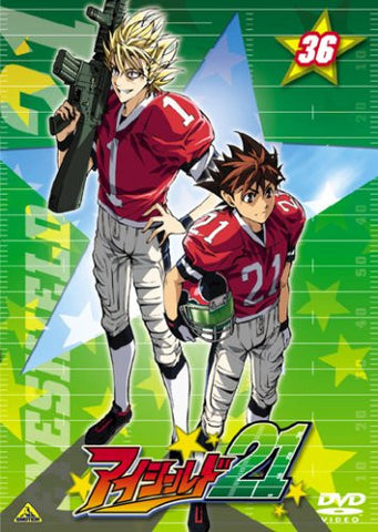 Image for Eyeshield21 Vol.36