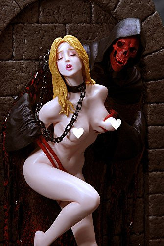 Image 4 for Shungo Yazawa Original Figure Series - Hell Seducer - 1/6 - Blonde ver. (Blackberry)