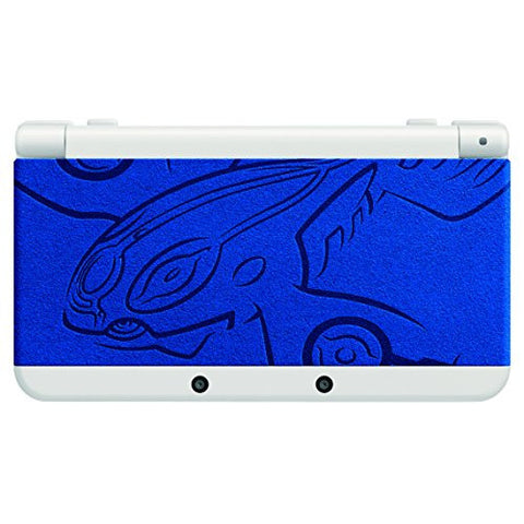 New Nintendo 3DS Kyogre [Pokemon Limited Edition]