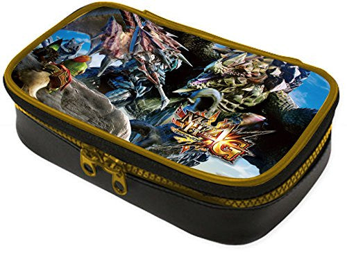 Image 3 for Monster Hunter 4G Pouch for 3DS LL