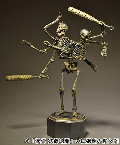 Image 12 for Skeleton - KT Project KT-005 - Revoltech - Revoltech Takeya - Iron Rust (Kaiyodo)