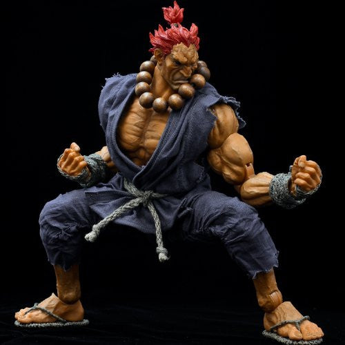 Image 2 for Super Street Fighter IV: Arcade Edition - Gouki - 1/6 (Kidslogic)