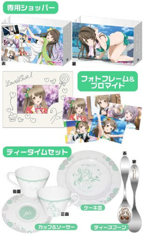 Image for Love Live! School Idol Project - Minami Kotori - Bromide - Cup & Saucer - Photo Frame - μ's Birth Anniversary Sep. Kotori Minami (Chara-Ani)