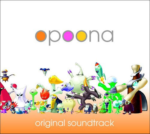 Image for opoona original soundtrack