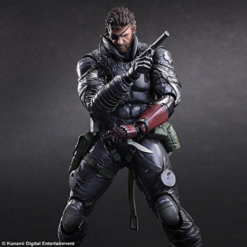 Image 6 for Metal Gear Solid V: The Phantom Pain - Venom Snake - Play Arts Kai - Sneaking Suit ver. (Square Enix)