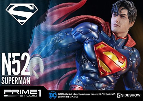 Image 3 for Justice League - Superman - Premium Masterline PMN52-01 - 1/4 - The New52! (Prime 1 Studio, Sideshow Collectibles)