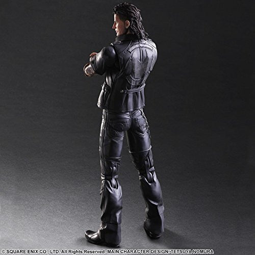 Image 6 for Final Fantasy XV - Gladiolus Amicitia - Play Arts Kai (Square Enix)